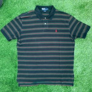 Polo Ralph Lauren Striped Polo Size XL